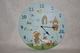 Little Gardener Clock